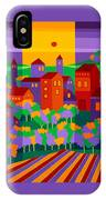 Orchard Villa IPhone Case