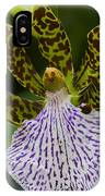 Orchid 11 IPhone Case