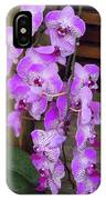 Orchid Beauties IPhone Case