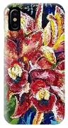 Orchid Explosion  IPhone Case