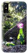 Orchid In Tree 2 IPhone Case