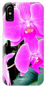 Orchid Series 1 IPhone Case