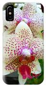 Orchid Series 5 IPhone Case