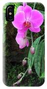 Orchid2705 IPhone Case