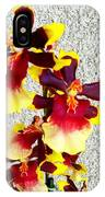 Orchids 17 IPhone Case