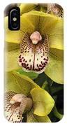 Orchids  9 IPhone Case