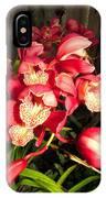 Orchids Galore IPhone Case