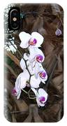 Orchids In The Opryland Hotel In Nashville Tennessee IPhone Case