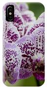 Orchids Pictures 11 IPhone Case