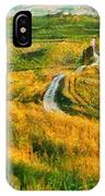 Orcia Valley IPhone Case