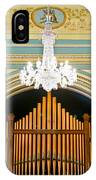 Organ And Ceiling IPhone Case