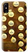 Organ Paradise IPhone Case