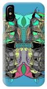Organic Graphic IPhone Case