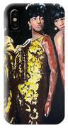 Original Divas The Supremes IPhone Case