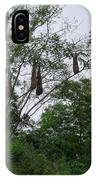 Oriole High Up In The Jungle Canopy IPhone Case