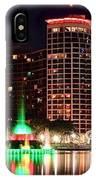 Orlando Panorama IPhone Case