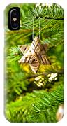 Ornament In A Christmas Tree IPhone Case
