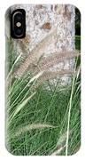 Ornamental Grass IPhone Case