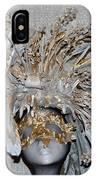 Ornamental Mask IPhone Case