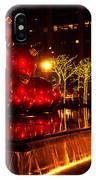 Ornamental Reflecting Pool IPhone Case