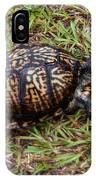 Box Turtle IPhone Case
