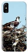 Osprey Couple IPhone Case