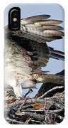 Osprey Family IPhone Case