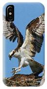 Osprey Mating IPhone Case