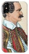 Otto I (1815-1867 IPhone Case