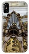 Ottobeuren Abbey Organ IPhone Case