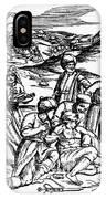 Ottoman Surgery, 1573 IPhone Case