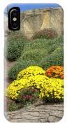 Ott's Greenhouse - Chrysanthemum Hill - Schwenksville - Pa IPhone Case