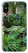 Ott's Greenhouse - Schwenksville - Pennsylvania - Usa IPhone Case