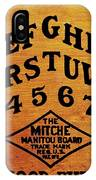 Ouija Board 1 IPhone Case