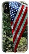 Our Flag IPhone X Case