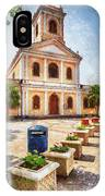 Our Lady Of Carmel Church IPhone Case