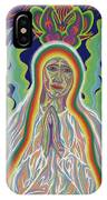 Our Lady Of Fatima 2012 IPhone Case
