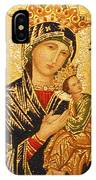 Our Lady Of Perpetual Help  IPhone Case