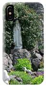 Our Lady Of The Woods Shrine Lll IPhone Case
