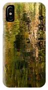 Out In The Reeds IPhone Case