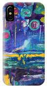 Out In The Universe IPhone Case