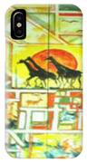 Out Of Africa IPhone Case