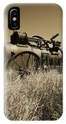 Out Of Steam IPhone X Case