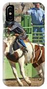 Out Of The Chute IPhone Case