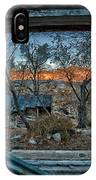 Out The Window IPhone Case