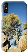 Outback Tree IPhone Case