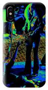 Outlaws #16 Art Cosmic  IPhone Case