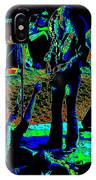 Outlaws #16 Art Psychedelic IPhone Case
