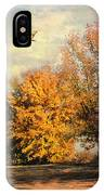 Over The Golden Tree IPhone Case
