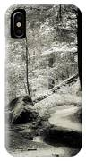 Over The River And Through The Woods IPhone Case
